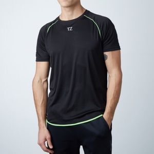 Training Zone Reflective Performance T Shirt NWT